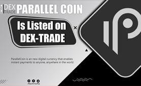 Parallelcoin is listed on DEX-TRADE