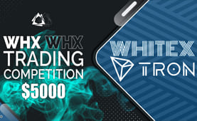 WHX Trading Competition, $5000 in WHX to Give Away
