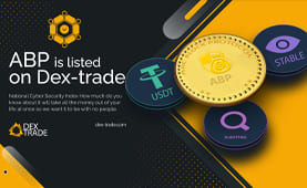 Arc Block Protocol IS LISTED ON DEX-TRADE