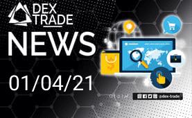 Crypto Market Overview 01.04   Dex-Trade