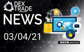 Dextrade Crypto Market Overview April 3 | Dex-Trade