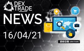 Crypto Market Overview April 16   Dex-Trade
