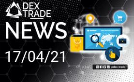 Crypto Market Overview April 17 | Dex-Trade