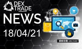 Crypto Market Overview April 18   Dex-Trade