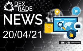 Crypto Market Overview April 20 | Dex-Trade
