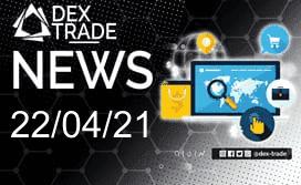 Crypto Market Overview April 22   Dex-Trade