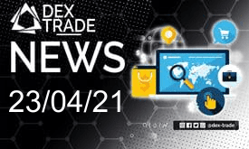 Crypto Market Overview April 23 | Dex-Trade