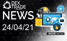Crypto Market Overview April 24 | Dex-Trade