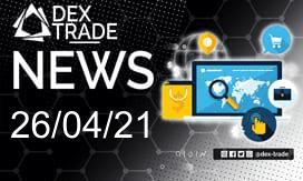 Crypto Market Overview April 26 | Dex-Trade