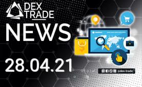 Crypto Market Overview April 28   Dex-Trade