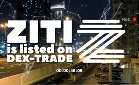 Ziticoin (ZITI) is listed on Dex-Trade