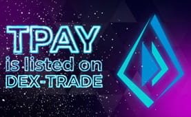 Tetra Pay (TPAY) is listed on Dex-Trade
