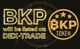 BIKPOT (BKP) will be listed on Dex-Trade