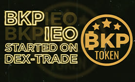 Bikpot (BKP) IEO TO THE MOON STARTED