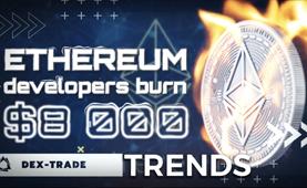 Crypto Market trends August 07   Dex-Trade
