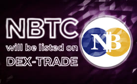 NeoBITCOIN(NBTC) will be listed on Dex-Trade