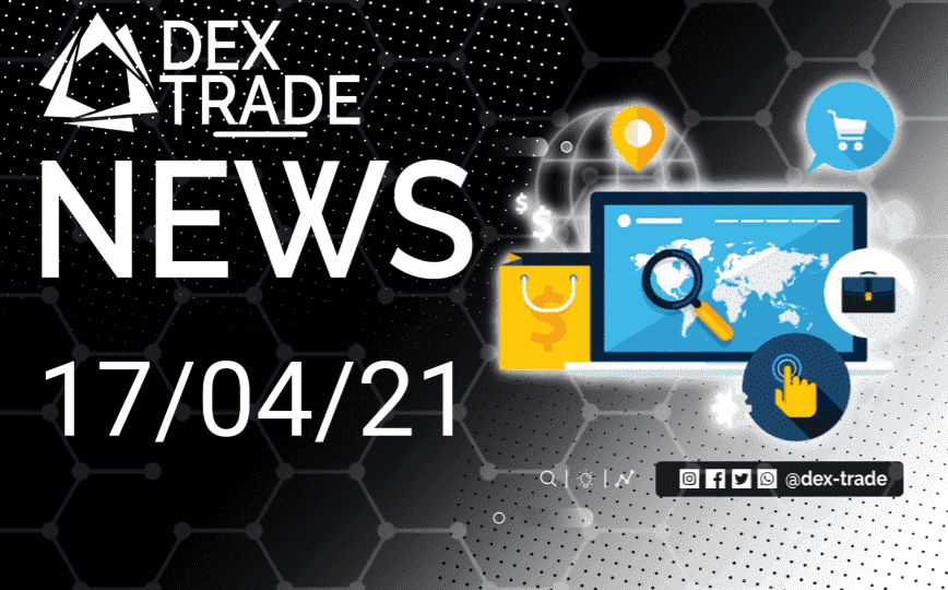 Crypto Market Overview April 17
