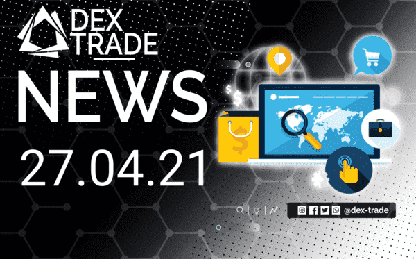 Crypto Market Overview April 27