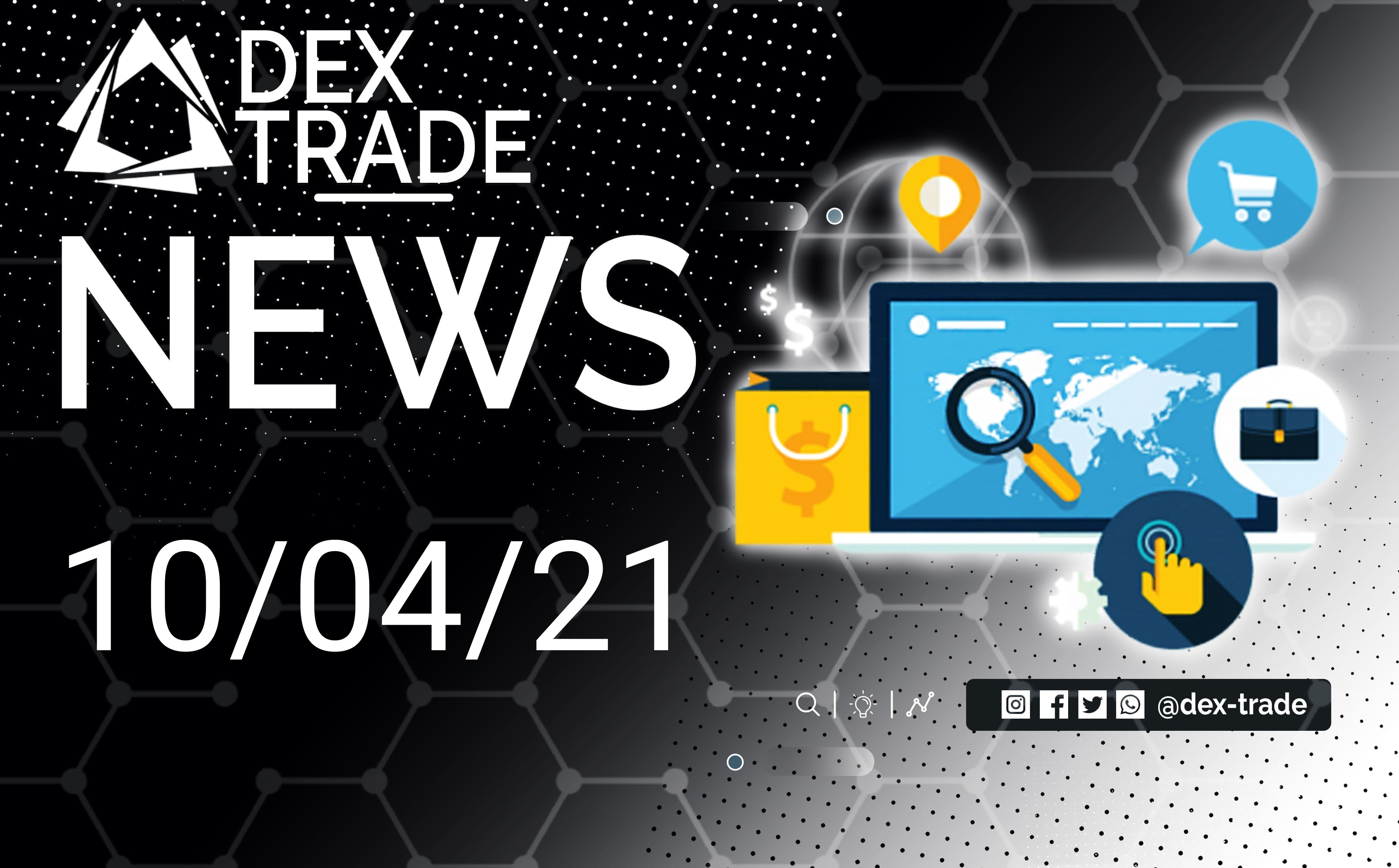 Crypto Market Overview April 10
