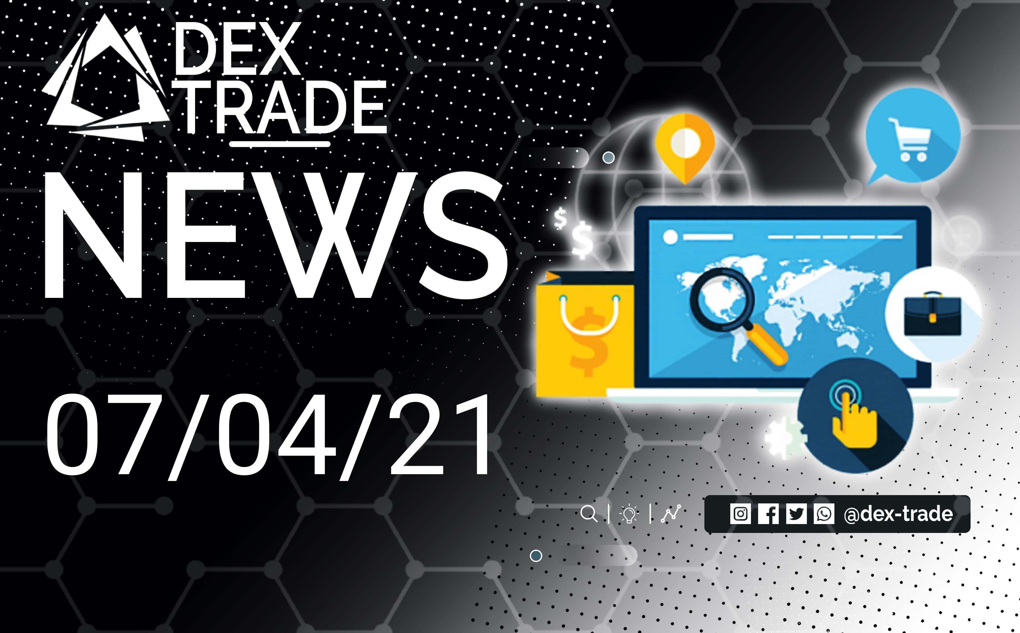 Dextrade Crypto Market Overview April 7