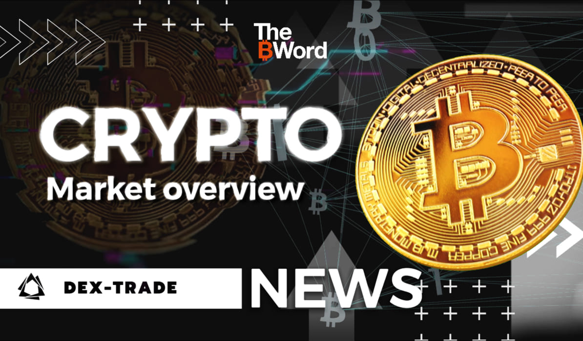 Dex-Trade Crypto Market Overview July 22